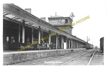 Cambridge Railway Station Photo. Great Eastern Railway. (15)