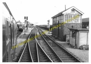 Cambridge Railway Station Photo. Great Eastern Railway. (18)