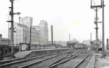 Cambridge Railway Station Photo. Great Eastern Railway. (20)