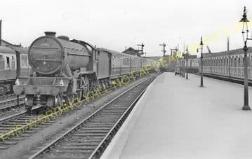 Cambridge Railway Station Photo. Great Eastern Railway. (25)