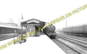 Cambridge Railway Station Photo. Great Eastern Railway. (4)