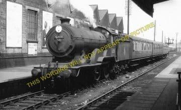 Cambridge Railway Station Photo. Great Eastern Railway. (6)