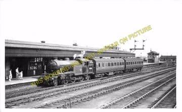 Carstairs Railway Station Photo. Caledonian Railway. (3)