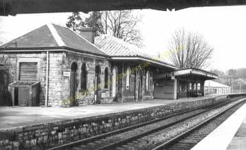 Chepstow Railway Station Photo. Portskewett to Tidenham and Woolaston Lines (23)