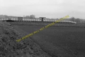 Chetnole Railway Station Photo. Yetminster - Evershot. Maiden Newton Line. (7)