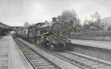 Church Stretton Railway Station Photo. Leebotwood - Marsh Brook. (3)