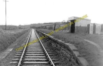 Cilmery Railway Station Photo. Builth Wells - Garth. Llandrindod Wells Line. (1)