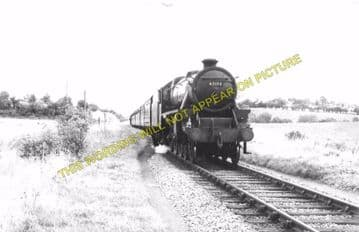 Cilmery Railway Station Photo. Builth Wells - Garth. Llandrindod Wells Line. (4)