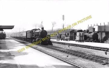 Clarbeston Road Railway Station Photo. Clynderwen to Haverfordwest. (6)