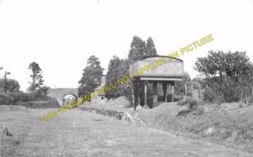 Clifford Railway Station Photo. Hay - Westbrook. Peterchurch Line (3).