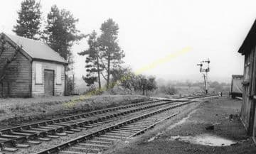 Colbren Junction Railway Station Photo. Craig-y-Nos to Onllwyn and Abercrave (7)