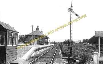 Corpach Railway Station Photo. Banavie - Locheilside. Fort William Line. (1)