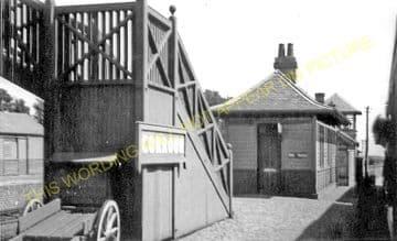 Corrour Railway Station Photo. Rannoch - Tulloch. Fort William Line. (1)