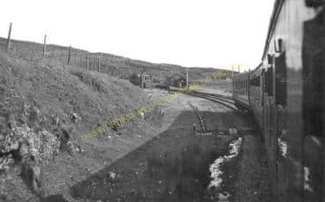 Craig y Nos Railway Station Photo. Penwyllt. Colbren - Cray. Neath & Brecon. (5)