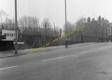 Cranley Gardens Railway Station Photo. Highgate - Muswell Hill. GNR. (11)