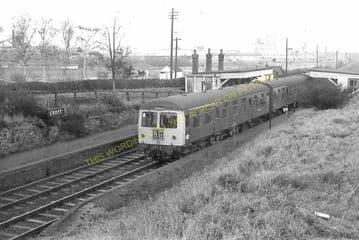 Croft Railway Station Photo. Narborough - Elmesthorpe. Leicester to Nuneaton (4)