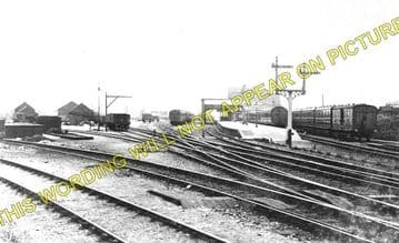 Cromer Beach Railway Station Photo. Sheringham Line. M&GNR. (3)
