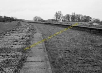 Cromer High Railway Station Photo. Great Eastern Railway. (10)