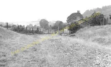 Dolyhir Railway Station Photo. New Radnor - Stanner. Kington and Titley Line (3).