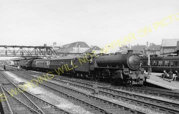 Doncaster Railway Station Photo. Great Northern Railway. (23)