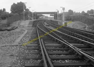 Dorchester West Railway Station Photo. Grimstone & Frampton Line. GWR. (18)
