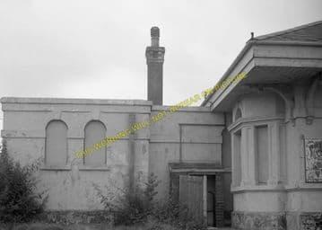 Dorchester West Railway Station Photo. Grimstone & Frampton Line. GWR. (27)
