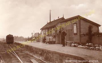 Dostone Railway Station Photo. Westbrook - Peterchurch. Pontrilas Line (3)