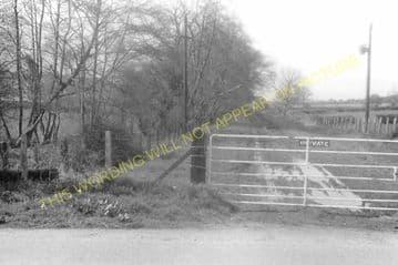 Dostone Railway Station Photo. Westbrook - Peterchurch. Pontrilas Line. (4)