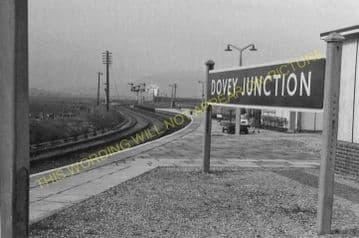 Dovey Junction Railway Station Photo. Machynlleth to Aberdovey & Borth Lines (14)