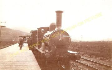 Dovey Junction Railway Station Photo. Machynlleth to Aberdovey & Borth Lines (8)