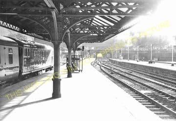 Edinburgh Waverley Railway Station Photo. North British Railway (15)