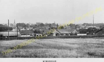 Edmondthorpe & Wymondham Railway Station Photo. Saxby - South Witham. (4)