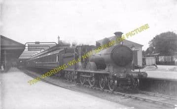 Elgin East Railway Station Photo. Lossiemouth and Calcots Line. GNSR. (8)