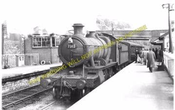 Fishguard & Goodwick Railway Station Photo. Letterston and Clarbeston Lines. (7)