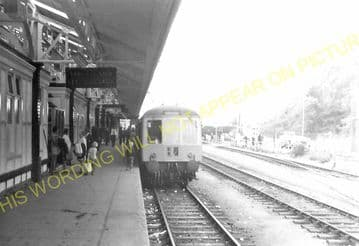 Fishguard Harbour Railway Station Photo. Whitland Line. Great Western Rly. (19)