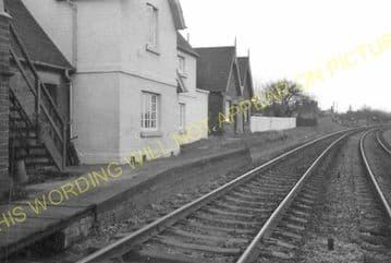 Ford Bridge Railway Station Photo. Leominster - Dinmore. Hereford Line. (5)