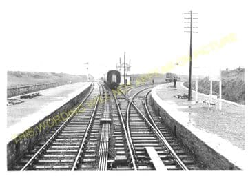 Georgemas Jct. Railway Station Photo. Bower to Thurso and Halkirk Lines. (7)