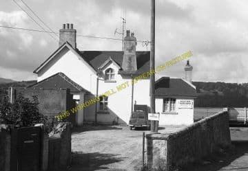Glan Conway Railway Station Photo. Llandudno - Tal-y-Cafn. Blaenau Line. (6)