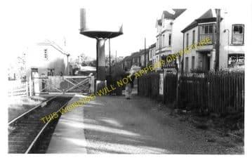 Glogue Railay Station Photo. Llanfyrnach - Crymmych Arms. Cardigan Line. (1)