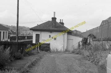 Gorgie East Railway Station Photo. Edinburgh - Craiglockhart. NBR. (4)