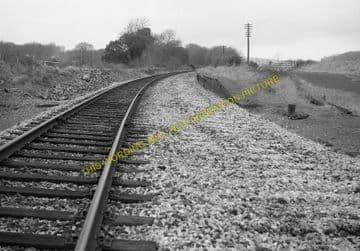 Grimstone & Frampton Railway Station Photo. Dorchester - Maiden Newton. (6)