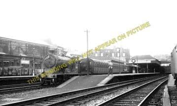 Haymarket Railway Station Photo. Edinburgh - Saughton. North British Railway (1)