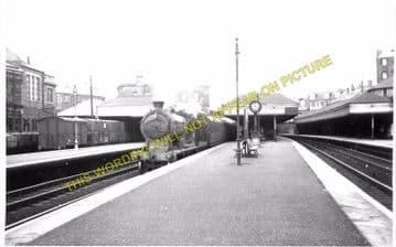 Haymarket Railway Station Photo. Edinburgh - Saughton. North British Railway (2)