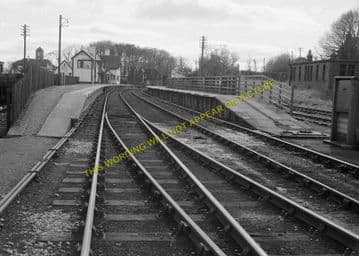Helmsdale Railway Station Photo. Loth - Kildonnan. Brora to Kinbrace Line (6)