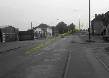 Henlow Railway Station Photo. Hitchin - Shefford. Bedford Line. Midland Rly. (4)