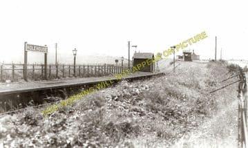 Holehouse Railway Station Photo. Hollybush - Patna. Dalmellington Line. GSWR (1)..