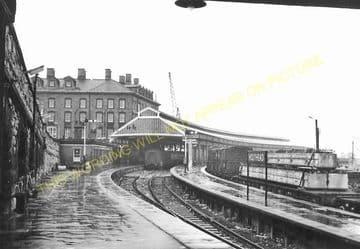 Holyhead Railway Station Photo. London & North Western Railway. (16)