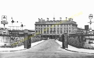 Holyhead Railway Station Photo. London & North Western Railway. (17)