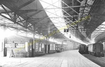 Holyhead Railway Station Photo. London & North Western Railway. (19)