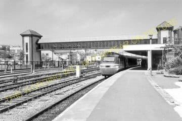 Holyhead Railway Station Photo. London & North Western Railway. (20)